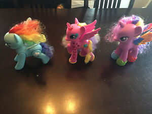 My little pony figures Strathcona County Edmonton Area image 2