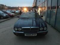Jaguar XJ Series 4.0 auto XJ8 4 DOOR - 2001 Y-REG - 11 MONTHS MOT