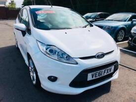 ***Ford Fiesta Zetec S 1.6 2012 Only 52,000 Miles***