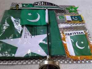 Pakistani Large flag kit