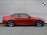 2017 BMW M4 SERIES M4 Coupe Coupe Petrol Automatic