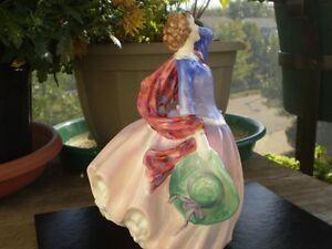 "Royal Doulton Figurine ""Blithe Morning"" HN 2021 Kitchener / Waterloo Kitchener Area image 5"