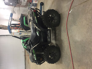 Arctic Cat Limited  700XR