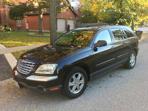 2006 Chrysler Pacifica Touring SUV, Crossover Leather; Sunroof