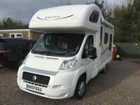 Fiat DUCATO swift lifestyle 590 rl model only 23,000 miles