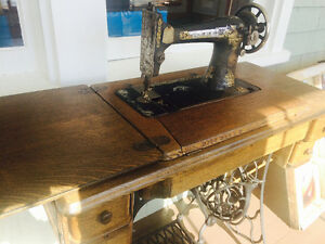 All redone Singer Sewing machine