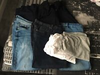 Maternity bundle size 14 jeans/tops