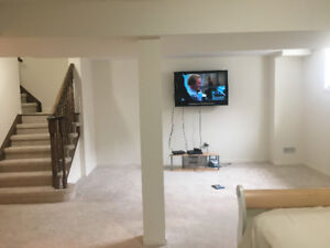 Fully Furnished Basement Apartment