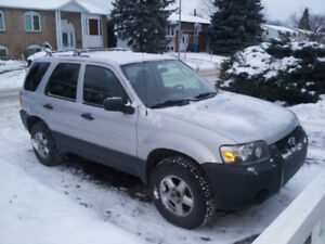 Ford Escape 2006 4WD