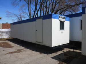 Invest in a Mobile or Office Space Trailer for Your Business!