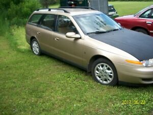 2002 Saturn S-Series Wagon
