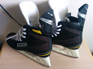 Size 10.5 mens skates *used once*