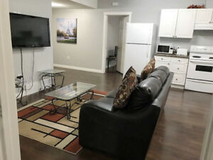3 Bedroom furnished Legal Basement Available From Jan 1st