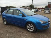 FORD FOCUS 2007 AUTOMATIC PETROL ZETEC 1 OWNER FROM NEW