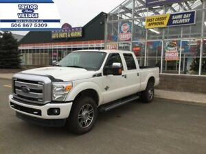 2015 Ford F-250 Super Duty Platinum  - $210.36 /Wk - Leather Sea