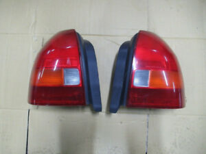 JDM Honda Civic SiR EK4 Tail Lights 1996-2000 Hatchback