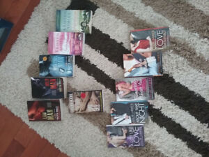 Julie James, Kristen Ashley,Laura Kate,Kate Meader Romance Books