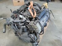 BMW E39 535i 3.5 V8 Complete Engine & Manual Gearbox (E30 E36 E46 E38 Conversion)