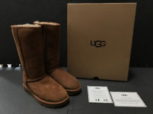 BRAND NEW W BOX UGG CLASSIC TALL II BOOT Size 8 (39) or 6 (37)