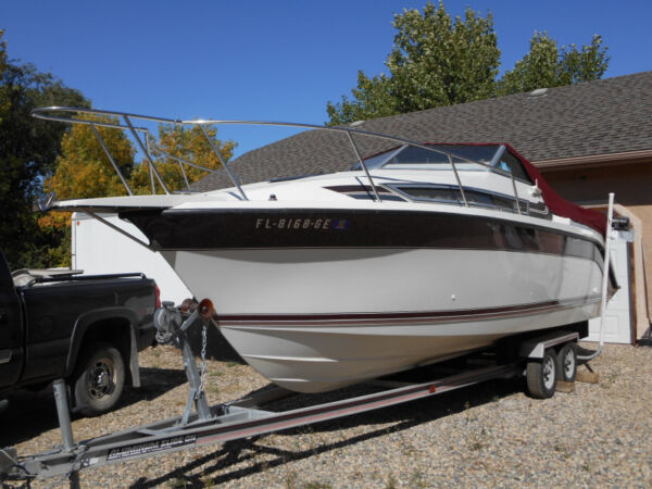 Used 1988 Carver Yachts Montego Double Cabin