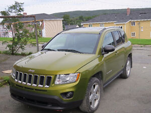 2012 Jeep Compass SUV, Crossover