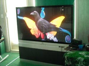 2 BIG SCREEN TV'S FOR THE PRICE OF ONE