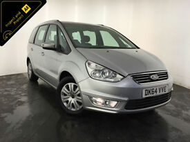 2014 64 FORD GALAXY ZETEC TDCI MPV DIESEL 1 OWNER SERVICE HISTORY FINANCE PX