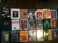 For sale: Selection of DVDs