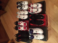 Air Jordan Collection SIZE 8-9.5