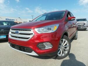 2018 Ford Escape TITANIUM 2.0L ECO 400A