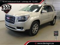 NEW 2015 GMC Acadia FWD SLT1-HEATED LEATHER,REMOTE START