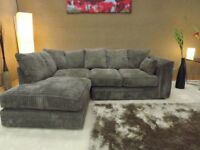 Brand New & Made to Order Corner Sofas. Left & Right hands available.