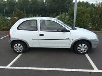 Vauxhall corsa AUTOMATIC 1.4 in good condition drives very well 12 months mot