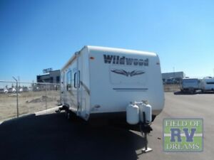 2012 Forest River RV Wildwood T23 FB