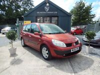 Renault Grand Scenic 1.6 VVT 111 OASIS (red) 2006