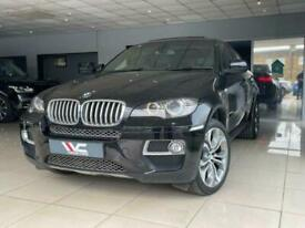 image for 2014 BMW X6 3.0 XDRIVE40D 4d 302 BHP SUNROOF | SATNAV | LEATHER SUV Diesel Autom