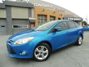 Ford Focus SE, AUTOMATIQUE, MAG, AC, CD, CRUISE, BAS KM 2013