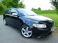 2009 Volvo S40 1.6 R DESIGN Sport 4dr 4 door Saloon