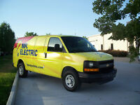 Master Electrician Required