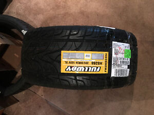 Brand new 24x10 road force wheels and tires