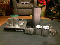 JVC Complete Home theater System Bundle / XV-THC3 / DVD Player