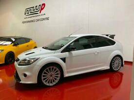2010 (60) Ford Focus 2.5 RS ( 400ps ) RS Lux Pack 1 & 2 - Shell Seats - 9k Miles