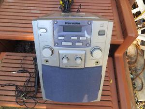 Radio Shack Kareoke Player