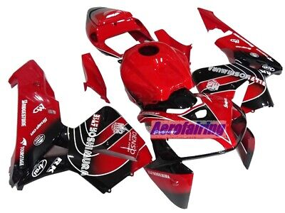 AF ABS Fairing Injection Body Kit Painted for Honda CBR 600RR 2005 2006 CJ