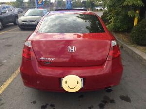 2008 Honda Accord Coupé (2 portes)