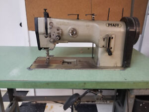 Pfaff walking foot industrial sewing machine