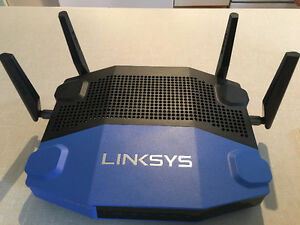 Linsys  Router WRT1900AC DUAL BAND ROUTER