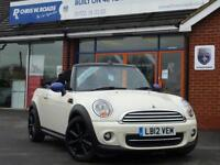 2012 12 MINI CONVERTIBLE 1.6 COOPER 2DR CABRIOLET *LOOKS STUNNING*
