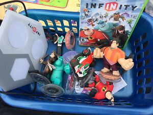 Disney Infinity Starter pack for X-box