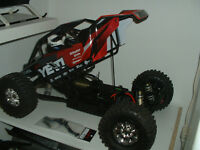 Yeti XL 1/8 4WD Monster Truck RTR   traxxas hpi
